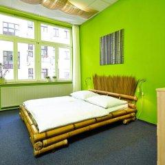 Отель LaLeLu Hostel Германия, Дрезден - 1 отзыв об отеле, цены и фото номеров - забронировать отель LaLeLu Hostel онлайн комната для гостей фото 4