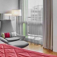 Отель Holiday Inn Brussels Airport балкон