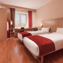 Отель Ibis Нижний Новгород комната для гостей фото 4