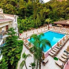 Julian Club Hotel балкон