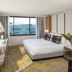 Washington Court Hotel комната для гостей