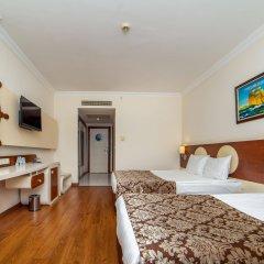Transatlantik Hotel & Spa Кемер комната для гостей
