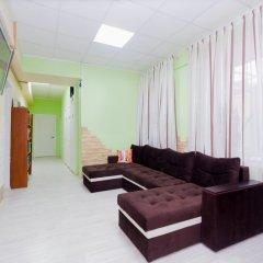 Lounge hostel Москва комната для гостей фото 3