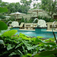 Отель Gardengrove Suites Таиланд, Бангкок - отзывы, цены и фото номеров - забронировать отель Gardengrove Suites онлайн бассейн фото 2