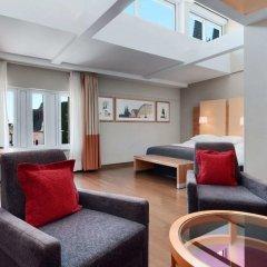 Отель Hilton Cologne комната для гостей фото 16