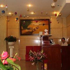 Danh Uy Hotel интерьер отеля