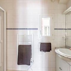 Отель 20 - Design Flat Père Lachaise Париж ванная