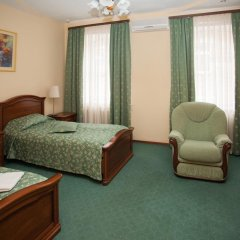 Гостиница Золотой Берег комната для гостей фото 2