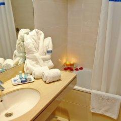 Отель HCC Taber Испания, Барселона - 1 отзыв об отеле, цены и фото номеров - забронировать отель HCC Taber онлайн ванная