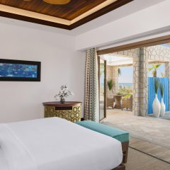 Отель Banana Island Resort Doha By Anantara 5* Люкс с различными типами кроватей