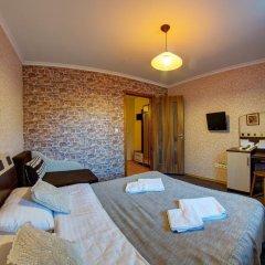 Гостиница Берег комната для гостей фото 3