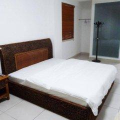 Апартаменты Nanhai Mingzhu Sea View Holiday Apartment комната для гостей