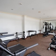 Отель Orchidacea Resort фитнесс-зал фото 4