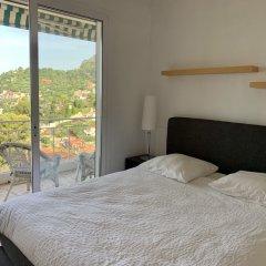 Отель Le Voilier - Sea View Франция, Виллефранш-сюр-Мер - отзывы, цены и фото номеров - забронировать отель Le Voilier - Sea View онлайн комната для гостей фото 5