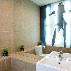 Гостиница Инсайд-Транзит ванная фото 2