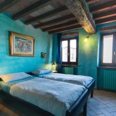 Отель Villa Gaia Сан-Мартино-Сиккомарио комната для гостей фото 2