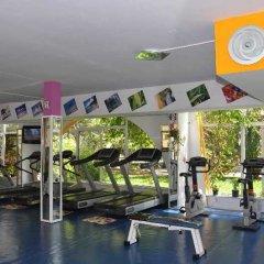 Отель Marhaba Club Сусс фитнесс-зал