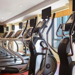 Отель Renaissance Riverside Hotel Saigon Вьетнам, Хошимин - отзывы, цены и фото номеров - забронировать отель Renaissance Riverside Hotel Saigon онлайн фитнесс-зал фото 4