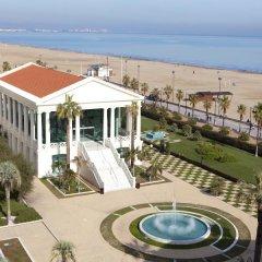 Hotel Las Arenas Balneario Resort пляж