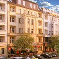 Отель City Guesthouse Pension Berlin Берлин городской автобус