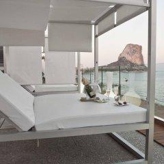 Gran Hotel Sol y Mar (только для взрослых 16+) Кальпе бассейн фото 3