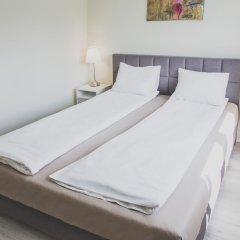 Midtown Hostel Гданьск комната для гостей