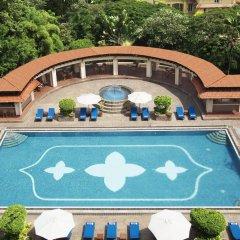 Отель Taj Samudra Hotel Шри-Ланка, Коломбо - отзывы, цены и фото номеров - забронировать отель Taj Samudra Hotel онлайн бассейн фото 3