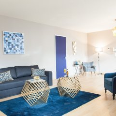 Апартаменты Sweet Inn Apartments Argent Брюссель комната для гостей фото 5
