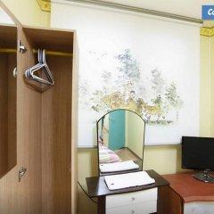Отель Cozy Place in Itaewon сейф в номере