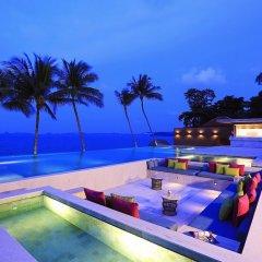 Отель Celes Beachfront Resort Самуи бассейн фото 2