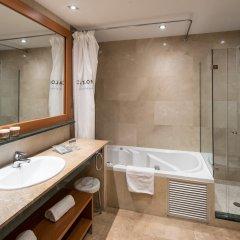 Отель Catalonia Barcelona 505 Испания, Барселона - 8 отзывов об отеле, цены и фото номеров - забронировать отель Catalonia Barcelona 505 онлайн ванная фото 2