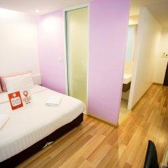 Отель Nida Rooms Saladaeng 130 Silom Walk Бангкок комната для гостей фото 3
