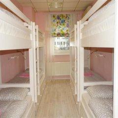 Гостевой Дом Полянка Кровать в женском общем номере с двухъярусными кроватями фото 13