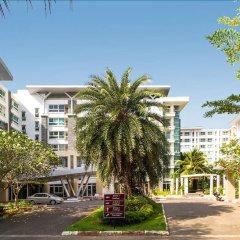 Отель The Royal Place Phuket Tower-3 Таиланд, Пхукет - отзывы, цены и фото номеров - забронировать отель The Royal Place Phuket Tower-3 онлайн вид на фасад