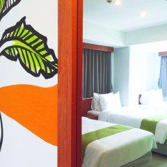 Отель Patra Boutique Hotel Таиланд, Бангкок - отзывы, цены и фото номеров - забронировать отель Patra Boutique Hotel онлайн комната для гостей фото 3