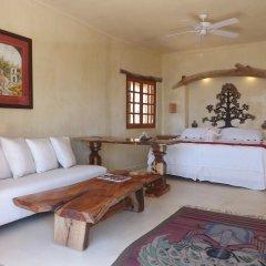 Отель Casa Cuitlateca Мексика, Сиуатанехо - отзывы, цены и фото номеров - забронировать отель Casa Cuitlateca онлайн комната для гостей