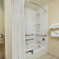 Отель Hilton Garden Inn Columbus-University Area США, Колумбус - отзывы, цены и фото номеров - забронировать отель Hilton Garden Inn Columbus-University Area онлайн ванная фото 2