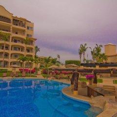 Отель Las Mananitas LM D214 1 Bedroom Condo By Seaside Los Cabos бассейн фото 3