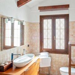 Отель Casa Nespolo Abano Terme Италия, Абано-Терме - отзывы, цены и фото номеров - забронировать отель Casa Nespolo Abano Terme онлайн ванная