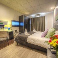 Отель St. Julians Bay Hotel Мальта, Баллута-бей - 1 отзыв об отеле, цены и фото номеров - забронировать отель St. Julians Bay Hotel онлайн комната для гостей фото 4