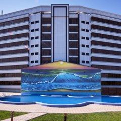 Отель Grand Hotel Uzbekistan Узбекистан, Джизак - 1 отзыв об отеле, цены и фото номеров - забронировать отель Grand Hotel Uzbekistan онлайн бассейн фото 2