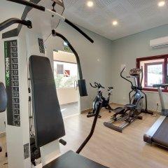 Hotel Alba фитнесс-зал фото 2