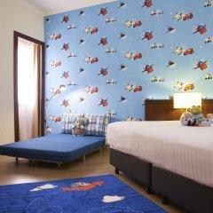 Village Hotel Bugis 4* Улучшенный номер с различными типами кроватей фото 6