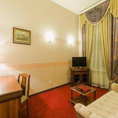 Гостиница Маршал 3* Стандартный номер с двуспальной кроватью фото 7