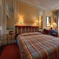 Отель Schweizerhof Zürich 4* Стандартный номер с различными типами кроватей фото 11