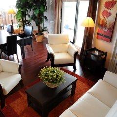 Отель Sarah Nui Папеэте интерьер отеля