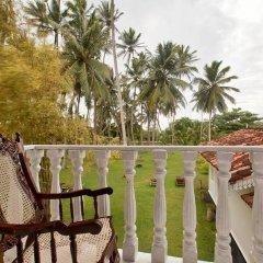 Chitra Ayurveda Hotel балкон