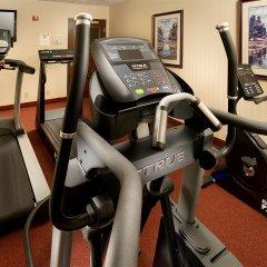 Отель Drury Inn & Suites Columbus Convention Center фитнесс-зал фото 3