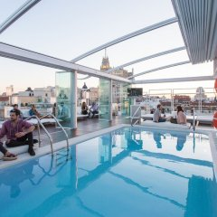 Отель Room Mate Oscar Испания, Мадрид - отзывы, цены и фото номеров - забронировать отель Room Mate Oscar онлайн бассейн фото 2
