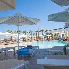 Отель Evalena Beach Hotel Кипр, Протарас - отзывы, цены и фото номеров - забронировать отель Evalena Beach Hotel онлайн фото 12